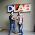 Alberto Possati e Bjorn Dunkerbeck